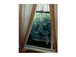 Acrylic insulation windows