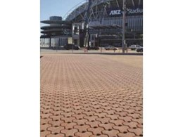 Adbri Masonry expects permeable paving trend to continue in 2015