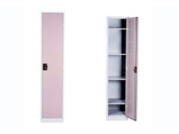Adjusta-Shelf lockers available from Davell Products