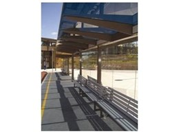 Adshel Infrastructure constructs Lane Cove bus interchange
