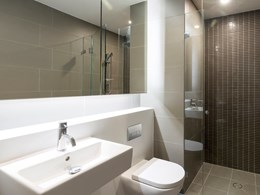 Geberit concealed cisterns; pushing the right buttons in over 60 million homes worldwide