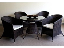 African inspired outdoor furniture and accessories available from Robert Green