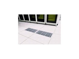 Air grills and perforated access floor panels from Tasman Access Floors