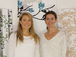 """In the end, interior design should be personal."" - Alex & Elle's Elenore Snell and Alexandra Frandfors"