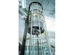 All About Lifts installs Kleemann panoramic building elevators