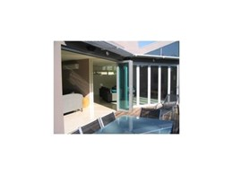 Aluminium bifold doors from Creative Windows