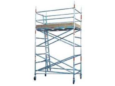 Aluminium Mobile Towers From Advance Scaffold Architecture And Design