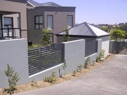 Aluminium privacy screens by Austech are easy to install