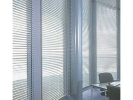 Aluminium venetian blinds from Hunter Douglas Commercial