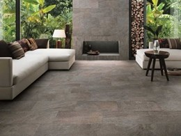 Amber Tiles launches stylish new range of porcelain pavers with natural stone look