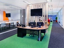 Amicus Interiors designs new activity based working space for learning facility