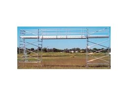 Anchor points, lifelines, fall arrest rails, and scaffolding at Elevated Safety Systems
