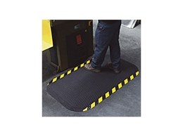 Anti-fatigue mats available from Warehouse of Mats