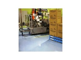 Anti-static flooring from Flowcrete