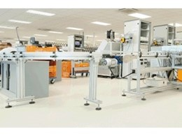 Antistatic flooring from Flowcrete Australia