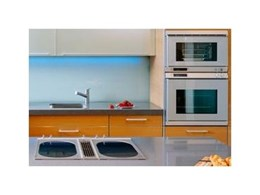 Aqua - Glass Coatings for splashbacks from Besser Products
