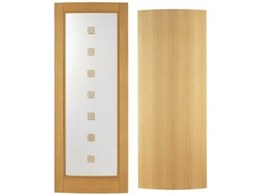Arkimede Model Door Panels from Alma Building Products