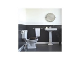 Art Deco Basins and Toilet Suites from The English Tapware Company