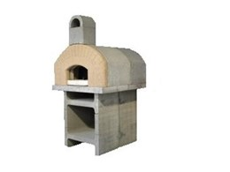 Assembled pizza oven stocked by Wholesale Appliances