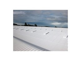 Astec's Energy Star heat reflective roofing paint