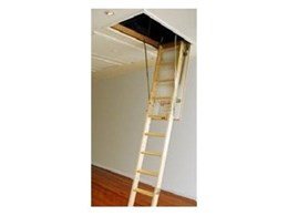 Attic Studio roof access ladders from Attic Ladders