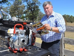 Aussie Pumps reports huge success for Fire Ready Survival Plan