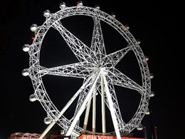 Aussie lockers secure Melbourne Wheel's security storage facility