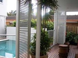 Austech privacy screens help homeowners obtain more privacy in their backyards