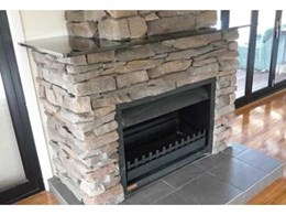 Austech's CraftStone manufactured stone creates attractive interior features
