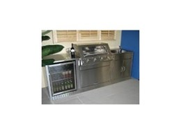 Australian-Made BBQs and Outdoor Kitchens available from Lifestyle BBQs