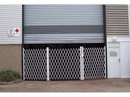 Australian Trellis Door Company installs trellis security gates at mining facilities throughout Australia
