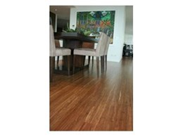 Australian eco certified Style bamboo flooring supplied by Eco Flooring Systems - BT Bamboo