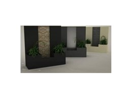 Australian made standard water features from H2O Designs