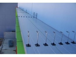 Aviwire barrier system from ANC Bird Control