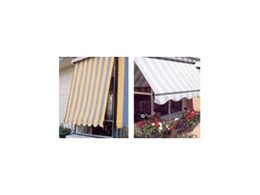 Awnings from Accent Blinds