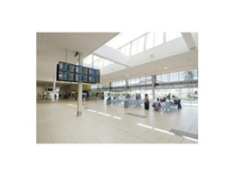 BASF - The Chemical Company provide PCI tiling products for Gold Coast airport redevelopment