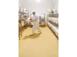 BASF's Ucrete DP flooring solution for major Australian meat processing facility