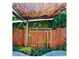 Bamboo Shade Canopies from House of Bamboo
