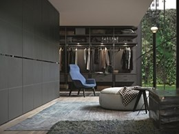 Bangkok by Poliform – exclusive wardrobes with modern modularity