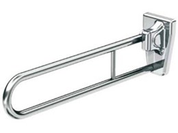 Bathroom and toilet grab rails for healthcare facilities from Con-Serv Corporation