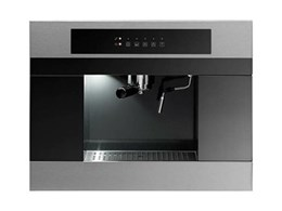 Baumatic Pythagora semi automatic coffee machines available from Think Appliances