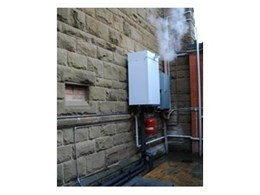 Baxi condensing technology from Hydroheat Supplies offers practical sustainability