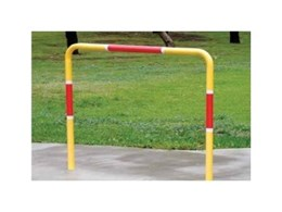 Bike rails from Barrier Group have range of applications