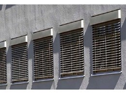Block solar heat before it reaches the window with President exterior venetian blinds from Turnils Australia