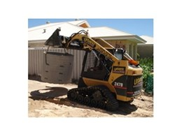 Bobcat hire from Urbano Unique Stone in Perth WA
