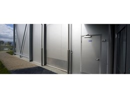 BondorPanel self-supporting building panel from Bondor, ideal for cold storage rooms