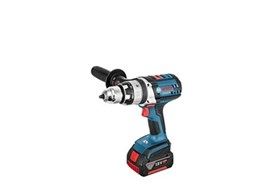 Bosch Blue GSB professional impact drills with better control and safety