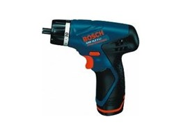 Bosch full power screwdriver at half the size
