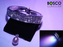 BoscoLighting LED jewellery globes