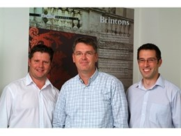 Brintons demonstrates commitment to growth with new leadership focus
